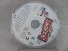 Scrabble Crossword Game Complete Windows 98 ME XP Computer Game  #Scrabble #Crossword #BoardGames #ComputerGames #VideoGames #CDROM #Hasboro #Disc #Bonanza