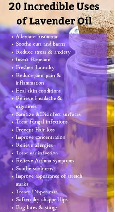20 Incredible Uses and Benefits of Lavender oil for Health. - 20 Incredible Uses and Benefits of Lav Lavender Essential Oil Benefits, Lavender Oil Uses, Lavender Benefits, Lavender Oil For Skin, Young Living Lavender Oil, Rose Oil Benefits, Lavender For Sleep, Young Living Essential Oils, Essential Oil Blends