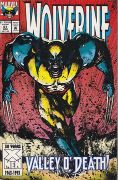 Wolverine 67 March 1993 Issue  Marvel Comics  Grade by ViewObscura