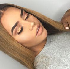 makeup natural look Makeup Goals, Love Makeup, Makeup Inspo, Makeup Inspiration, Makeup Tips, Beauty Makeup, Hair Makeup, Hair Beauty, Prom Makeup