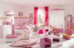 my little daughter's room (almost the same)
