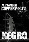 Negro - Crimen en Dubái (Novela negra de humor gratis) (Los casos de Francisco Valiente Polillas nº 1) Versión Kindle