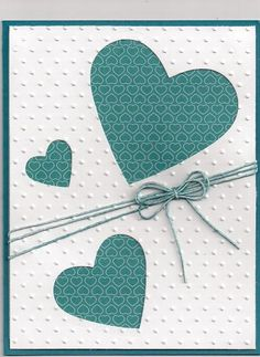 Valentine #13 by bmbfield - Cards and Paper Crafts at Splitcoaststampers