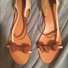 official photos e066d e7842 NWOT heyraud sandals New with without tag. Parisian brand. High quality.  Leather.
