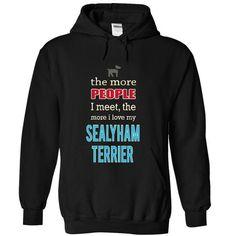 SEALYHAM TERRIER - #shirt with quotes #long tshirt. OBTAIN => https://www.sunfrog.com/Pets/SEALYHAM-TERRIER-2451-Black-15350269-Hoodie.html?68278