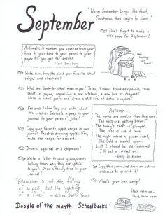November Art Journaling Ideas… |