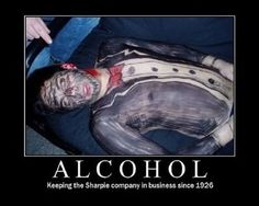 Bow down to alcohol!!!