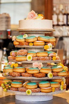 18 Wedding Cake Alternatives To Save Some Cash