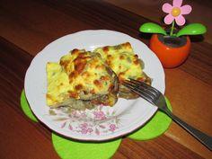 ZAPEČENI PLAVI PATLIDžAN Bosnian Food, Bosnian Recipes, Eggplants, Eggs, Breakfast, Morning Coffee, Egg, Eggplant, Egg As Food