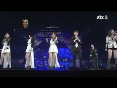 [1080p] BEAST + 4Minute + G.NA - Fly So High - The 26th Golden Disk Awards (Jan 20, 2012)
