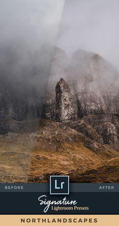Old Man of Storr, Isle of Skye - Scotland ↠ Edited with Northlandscapes Signature Lightroom Presets for Landscape & Travel Photography.