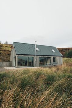 Croft on the Isle of Skye — Scotland Wildlife Croft in Skye - a Scottish hideaway.Wildlife Croft in Skye - a Scottish hideaway. Casas Containers, House Of Beauty, Beauty Uk, Skye Scotland, Highlands Scotland, Scotland Castles, Cabin Homes, Cabins In The Woods, Future House