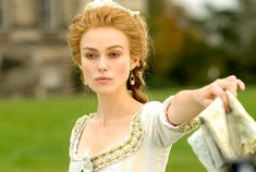 "Keira Knightley as ""Georgiana, the Duchess of Devonshire"" stars in THE DUCHESS, a Paramount Vantage ..."