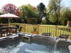 Norwood Barn, Barnstaple, Devon, England, Sleeps 2, Bedrooms 1, Self-Catering Holiday Cottage With Hot Tub, Pet Friendly.