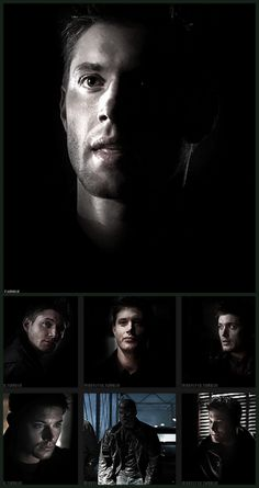 Dean gifset per episode - 1x01 Pilot. This pin is a keeper (thanks Nancy:)