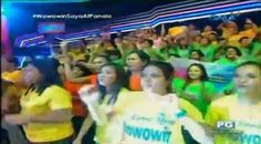 Wowowin is a Philippine afternoon game-variety show presented by Willie Revillame and broadcast by GMA Network Willie Revillame, Miss Universe 2013, Gma Network, June 6th, News Studio, Full Episodes, Pinoy, Teaser, Ariella Arida