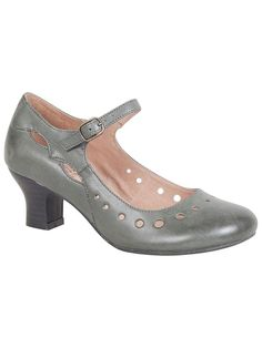 Miz Mooz Trish Heels in Graphite, $129.95
