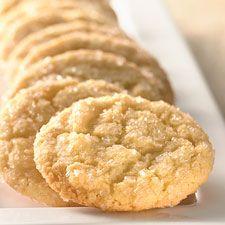 Self-Rising Crunchy Sugar Cookies : King Arthur Flour