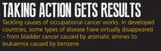 Join us and support IOSH's No Time to Lose campaign to raise awareness of occupational cancers.