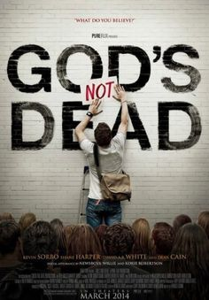 God's Not Dead movie coming out March 21, 2014. Ooh I need to see this!  I didn't know Shane Harper (aka Spencer xD) is in it, that's awesome! Plus Newsboys too..