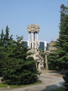 Cementerio Fotografía: Rebeca Pizarro Seattle Skyline, Building, Travel, Hu Ge, Cemetery, Castles, Cities, Gardens, Viajes