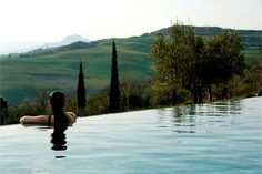 SPA in Tuscany Italy: Fonteverde - Your dream holiday Grand Luxe, Cascade Water, Toscana, Spring Nature, Tuscany Italy, Hotel Spa, Resort Spa, Water Features, Italy Travel