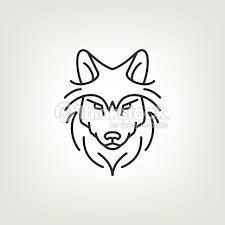 Wolf head mono line logo icon design. vector art illustration : Wolf head mono line logo icon design. Line Art Design, Icon Design, Wolf Design, Art And Illustration, Drawing Sketches, Art Drawings, Line Art Vector, Desenho Tattoo, Sculpture