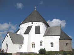 Bornholm - Østerlars Kirke - Denmark