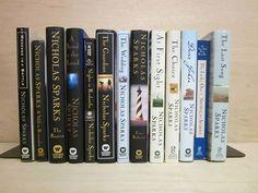 Nicholas Sparks books for the bookworm