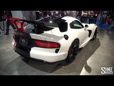 Dodge Viper ACR Concept At SEMA 2014   Get It Wright Here