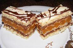 Se bate i se pune la cuptor. Romanian Desserts, Romanian Food, Sweets Recipes, Just Desserts, Cake Recipes, Food Cakes, Cupcake Cakes, Low Calorie Cake, Sweet Cakes