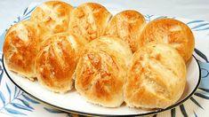 Baguette, Bread Rolls, Homemade, Breads, Food, Videos, Youtube, Tasty Food Recipes, Basket