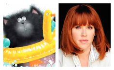 In this week's episode of Online Storytime, we're listening to Rob Scotton'sSPLISH, SPLASH, SPLAT!, read by iconic actress Molly Ringwald.      https://www.youtube.com/watch?v=fSE_mxIOYqE&feature=youtu.be    If Splat had just one wish, it would be that he didn't have to shar