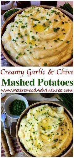 classic garlic mashed potato recipes is so creamy and fluffy., This classic garlic mashed potato recipes is so creamy and fluffy., This classic garlic mashed potato recipes is so creamy and fluffy. Creamy Garlic Mashed Potatoes, Mashed Potato Recipes, Thanksgiving Mashed Potatoes Recipe, Perfect Mashed Potatoes, Fluffy Mashed Potatoes, Healthy Mashed Potatoes, Cheesy Potatoes, Garlic And Chive Mashed Potatoes Recipe, Califlower Mashed Potatoes