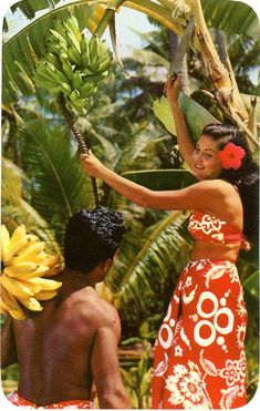 Culture travel Vintage hawaii photos, Vintage hawaii f. Hawaiian Art, Vintage Hawaiian, Hawaiian Woman, Vintage Tiki, Flower Vintage, Logo Vintage, Poster Vintage, Wedding Vintage, Dress Vintage