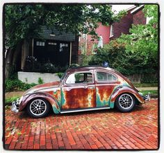 Nice Volkswagen 2017: Awesome Volkswagen 2017: Volkswagen: Beetle - Classic H I P P I E Check more at... Car24 - World Bayers