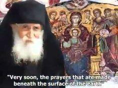 Turkey will disappear from the face of the earth as a state - Prophecy Elder Paisios from Greece