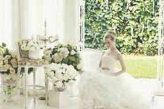 Lamiik Bridal at www.bridestory.com #weddingideas #weddinginspiration #thebridestory #weddinggown