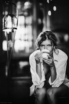 """mgonzodom71: """" arnold-ziffel: """" Coffee with her… that… anywhere… anytime """" """""""