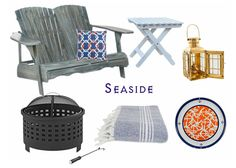 Seaside.  My dream h