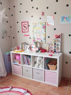 Kids Room Ideas For Girs Toddler Decor Playrooms 49 Ideas Big Girl Bedrooms, Little Girl Rooms, Girls Bedroom, Childrens Bedroom, Room Girls, Baby Room Decor, Bedroom Decor, Bedroom Furniture, Bedroom Ideas