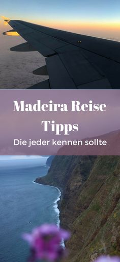 Tipps für die perfekte Madeira Reise Reisen In Europa, Learn To Fly, Turkey Travel, Radio Control, Wasting Time, Travel Quotes, Airplane View, In The Heights, Travel Destinations