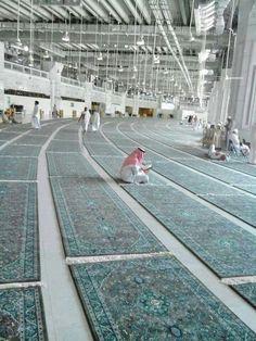 Getting ready for ramadan  # masjid al Haram # Mecca