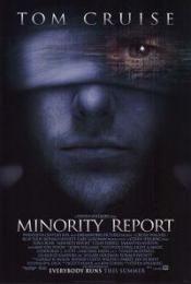 Affiche du film Minority Report