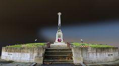 Burnham War Memorial by public-art.uk