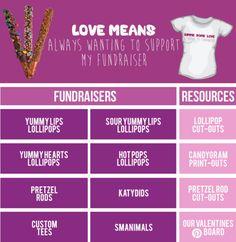 Valentines Fundraising Ideas