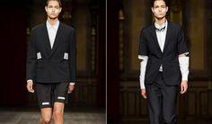Erik Bjerkesjo Spring/Summer 2015 — this.hearts.on.fire. #menswear #fashion #ErikBjerkesjo