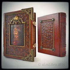 Vampire book... by alexlibris999 on DeviantArt
