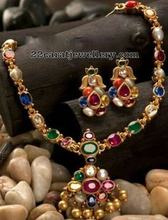 Jewellery Set Dulhan for Jewellery Stores Eastgate along with Jewellery Shops Nottingham beneath Jewellery Online Pk unlike Antique Gold Jewellery Necklace Designs With Price Gold Jewelry Simple, Gold Jewellery Design, Handmade Jewellery, Silver Jewellery, Silver Earrings, Tanishq Jewellery, Quartz Jewelry, Coral Jewelry, Glass Jewelry