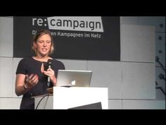 re:publica 2013 - Betsy Hoover: Community Organizing - lessons from Obama for America 2012 - YouTube